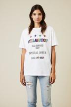 Stella McCartney Kurzarm-Shirts