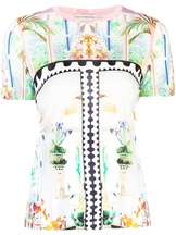 Mary Katrantzou Kurzarm-Shirts
