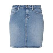 Jessica Minirock Jeansrock Rg Damenmode 40 Blau Stretch Super Kleidung & Accessoires